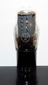 Brimar 5Z4G Hole Plates O-getter